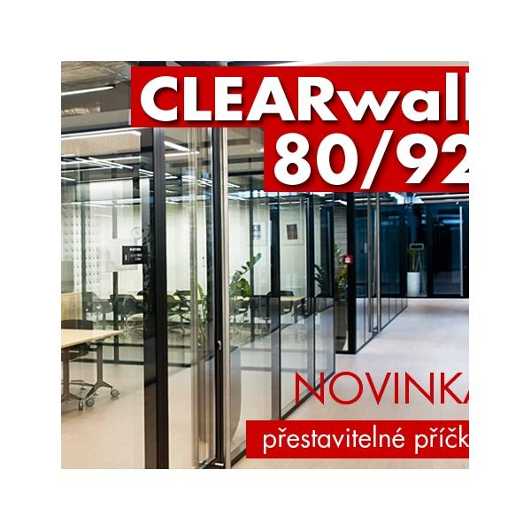 CLEARwall 80/92 mm